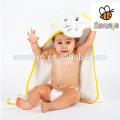 Роскошный Слон с капюшоном ребенок полотенце | 100% хлопок/Бамбук очень мягкий и Абсорбент | большой размер для младенцев, малышей, новорожденных и