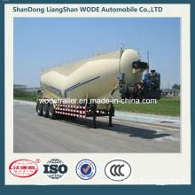 Best News 48 M3 Bulk Cement Transport Trailer for Sales
