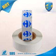3 * 3/4 * 4cm eas anti-vol autocollant eas soft tag 8.2mhz étiquette RF EAS Soft Label