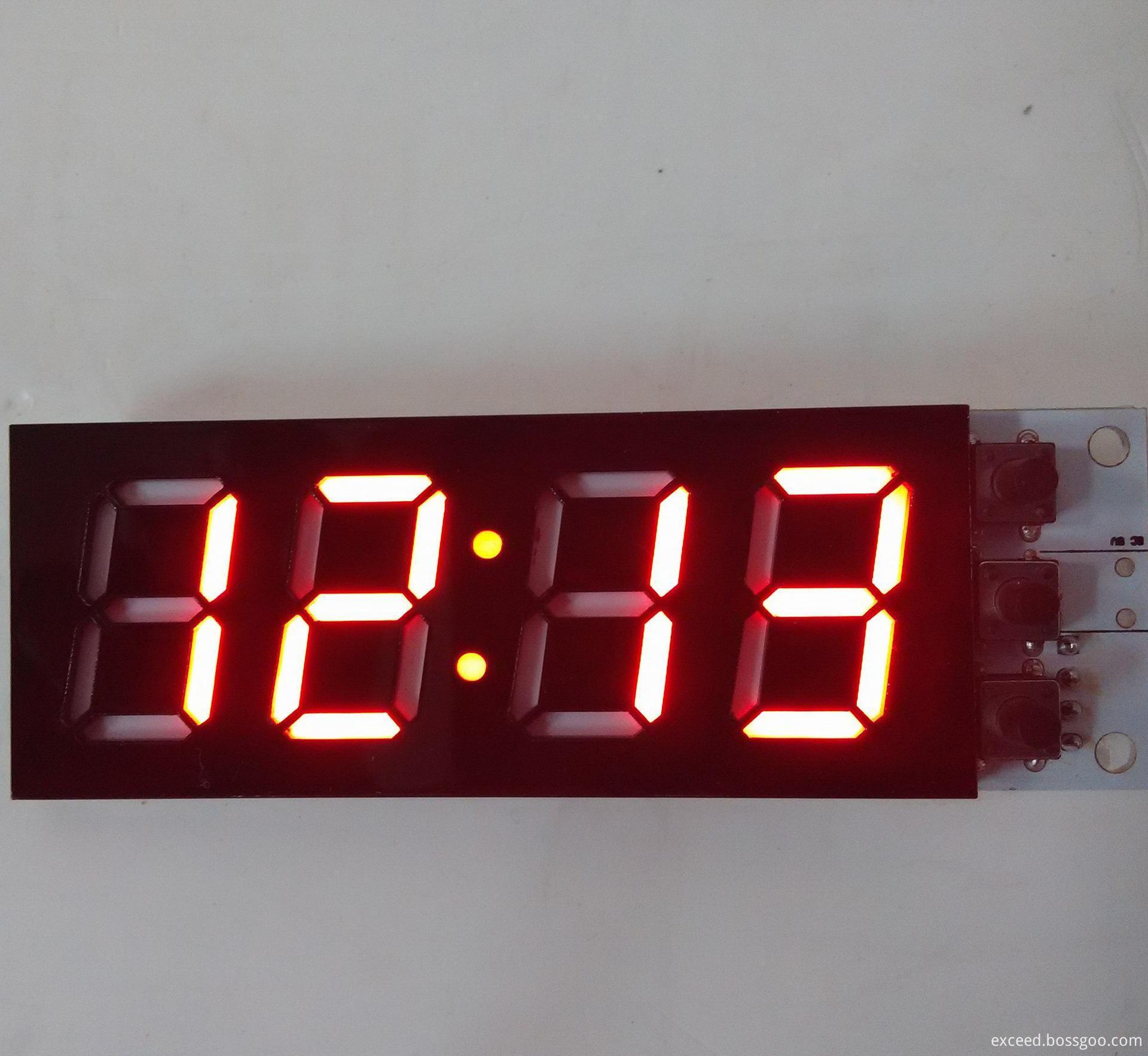 LED Digit Display