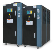 Low Temp Air Cooled Chillers Industrial Water Cooling Machine For Chemical