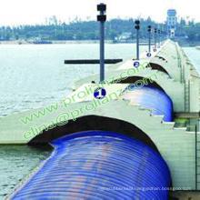 China Round Rubber Dam Bladder to Singapore