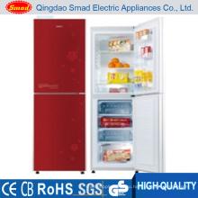 Двойная дверь холодильник для дома холодильник, Комби холодильник