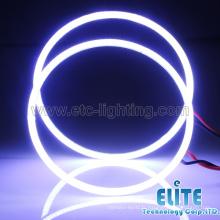100mm conduit ange oeil halo anneaux accessoires de voiture de phare pour les yeux d'ange