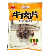 Beef Jerky Bag/Beef Jerky Packaging Film/Plastic Beef Pouch