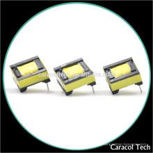 Transformateur d'epc13 horizontal de petite puissance à haute fréquence pour le chargeur de téléphone portable