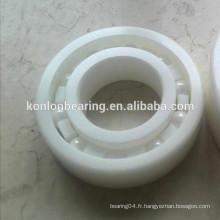 6902-2RS Roulements en céramique complète Roulements à billes en céramique ZrO2 scellés 15x28x7 mm 6902 2RS ou 6902 RS