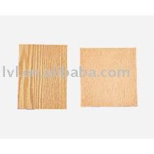 Placa de madeira do MDF da grão