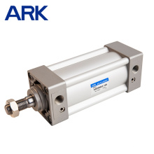 Air Pressure KMB Telescopic Pneumatic Piston Cylinder