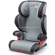 KLASSISCHE BASIC-Baby-Autositze für Gruppe 2 + 3 (4 Jahre bis 12 Jahre, 15kg - 36kg) mit ISOFIX, ECE R44/04 geprüft