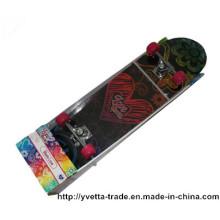 Planche à roulettes en bois de 31 pouces avec spécification commune (YV-3108)