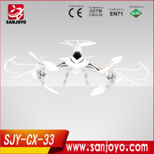 CX-33 rc drone model quadcopter 3D stunt rolling 4Channel RC Helicopter Wholesale