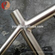 precio del tubo de bicicleta de titanio gr9