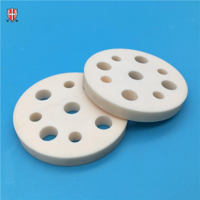 ceramic roundel