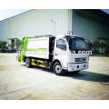 4 * 2 unidad de 5cbm Shacman compresor camión de basura / camión de basura / compresor de basura camión / compactador de basura / basura pequeña