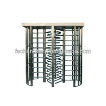 arms turnstile with Solenoid Locking Mechanism