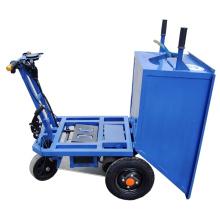 Elektrisches Kipper-Dreirad für die Technik
