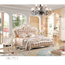 French Bedroom Sets, Dresser, Wardrobe, Bedroom Furniture (906)