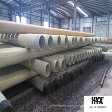 Chemical Sewage Treatment Well Used by FRP Pipe