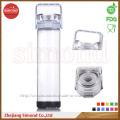 Bouteille d'eau Trtian à chaud de 500 ml avec paille, sans BPA