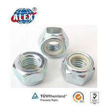 Stahl 45 # Material Nylon Sicherungsmutter