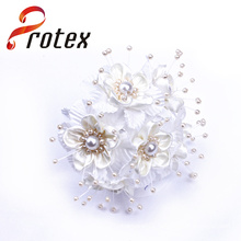 Wholesale White Handmade Wedding Decoration Artificial Flower
