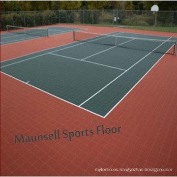 PP Interlock Floor para Indoor Sport