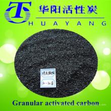 Purificação de água potável para o teor de iodo 900 carvão granulado granulado