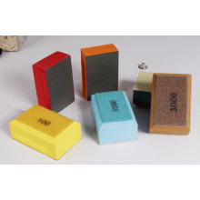 Diamant Hand Polieren Pad / Diamond Pad Stoff (Z080)