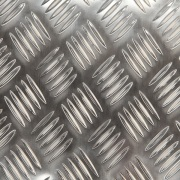 5052 H32 5bar Aluminium Checker Sheet For Stairs
