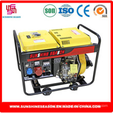 6kw Open Design Diesel Generator for Home & Power Supply