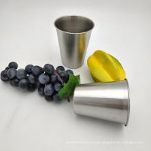 Copo de Metal Pequeno Personalizado Amazon Aço Inoxidável Caneca