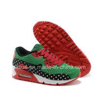 Mode et chaussures de sport colorées