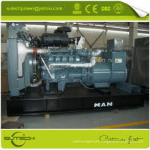 Germany original engine D2866LE201 350kva Man engine generator