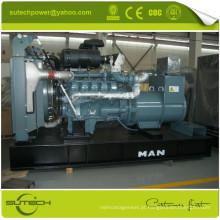 Alemanha motor original D2862LE223 800KW Man engine generator