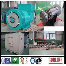 Мощный дизельный бесщеточный генератор 910кВА / 728кВт
