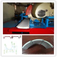 Rolo do obturador da porta da espuma do plutônio da aprovação do ISO do Ce que forma a máquina