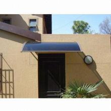 Modern Door Canopy Front/Back Smoking Shelters, Elegant Design