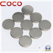 High Quality Round Magnetic Motor Magnets