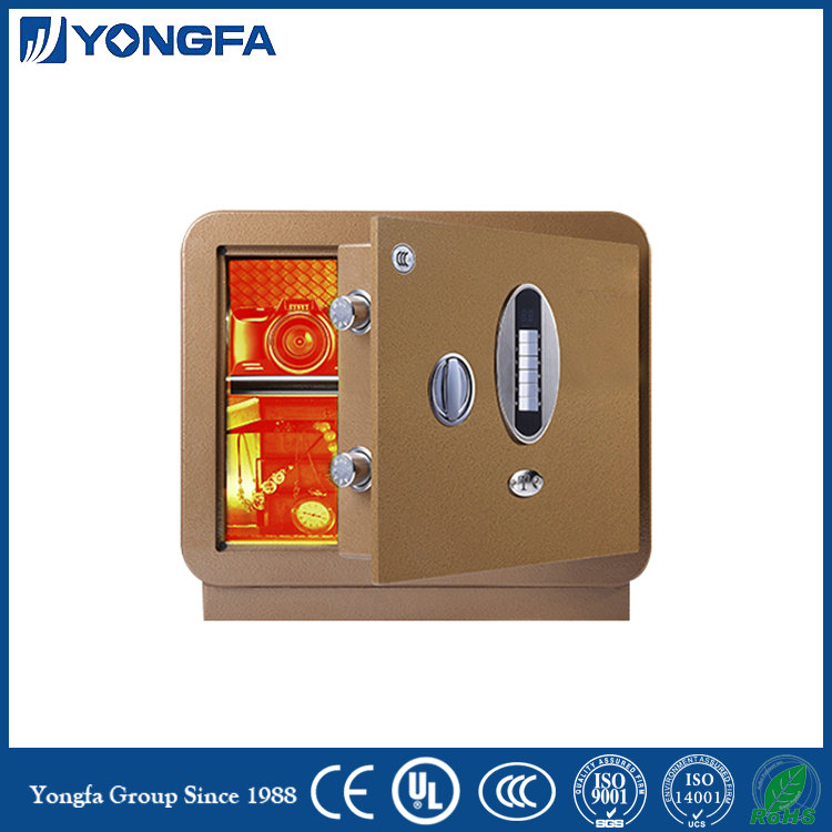 Jewelry safe deposit box