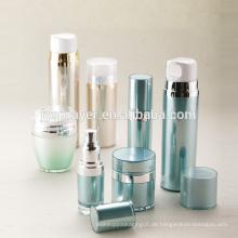 Fabrik Großhandel Luxus kundenspezifische kosmetische Verpackungsglas
