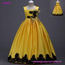 5 Colors New Flower Girl Dress Party Prom Princess Pageant Bridesmaid Weddings Flower Girl Dresses Children Dress Girl Dress