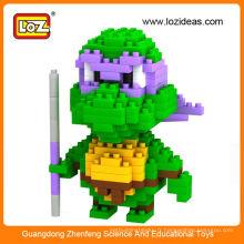 Blocs de construction de jouets en blocs de construction en plastique LOZ pour enfants