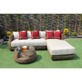 Trendy Classy Design Water Hyacinth Sofa Set For Indoor Living Room Natural Wicker Furniture