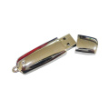 Metal USB Stick Real Capacity Flash Memory 4G
