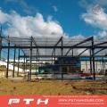 Estrutura de aço barata de alta qualidade para armazém