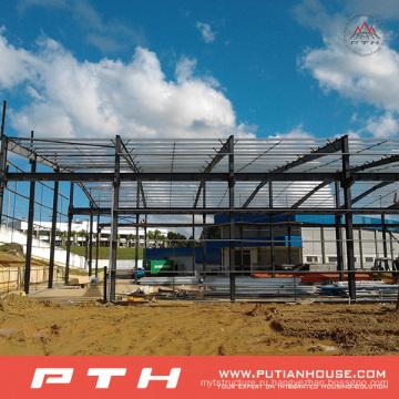 Высокое качество дешевой стальной структуры для Пакгауза