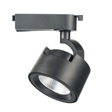 High-end commercial lighting: jewelry counters decorated with track lights spot light 2021