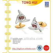 Custom logo Peças de metal com turbo / metal turbo para lembrancinhas