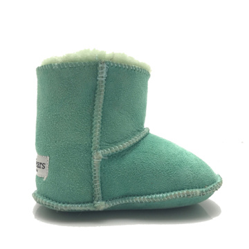 sheepskin leather toddler booties slippers shoes